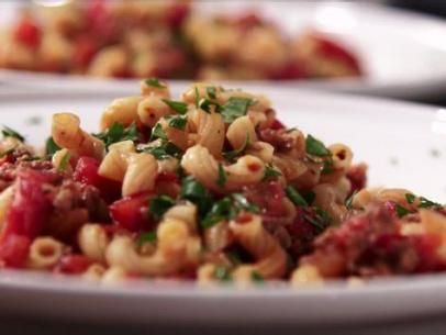 Lean Multigrain Goulash Recipe | Bobby Deen | Cooking Channel