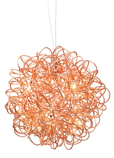 Coppery tangle