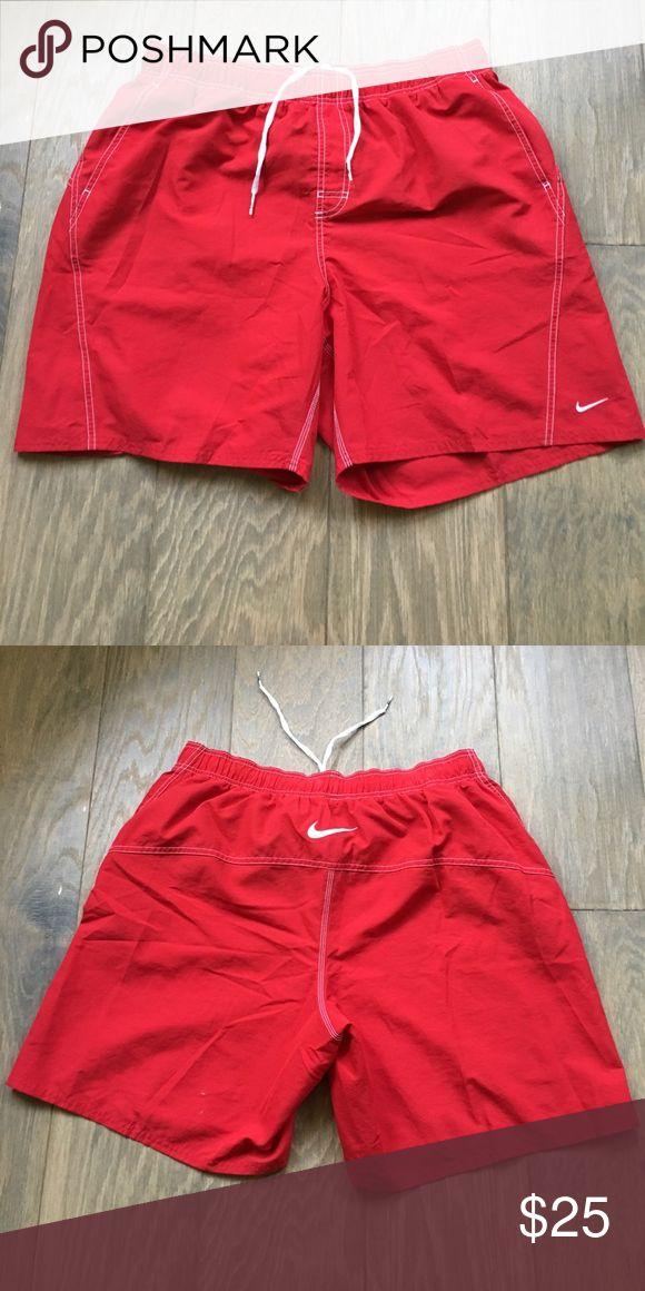 Nike Swim Trunks. Barely Used Nike Swim Trunks. Barely Used Nike Swim Swim Trunks