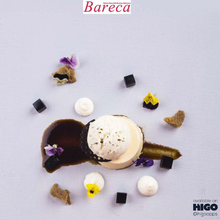 Kombinasi #Dessert Tradisional Italia dengan Gaya yang Modern BARECA MAGAZINE pg29 #icecream http://ow.ly/10EqHV