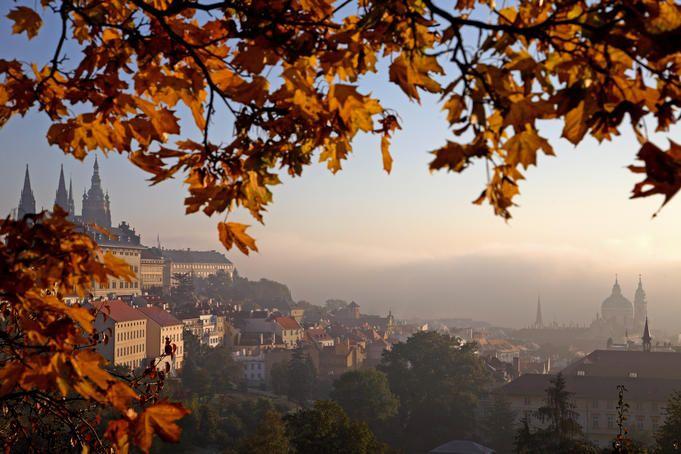 How did I leave?  Petrin Hill, Prague