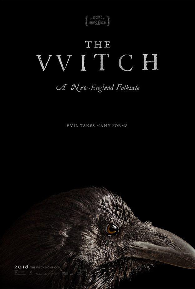 Un nuevo cartel de la terrorífica The Witch
