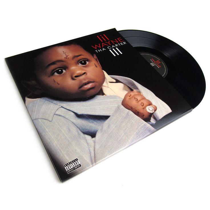 Lil Wayne: Tha Carter III 2LP