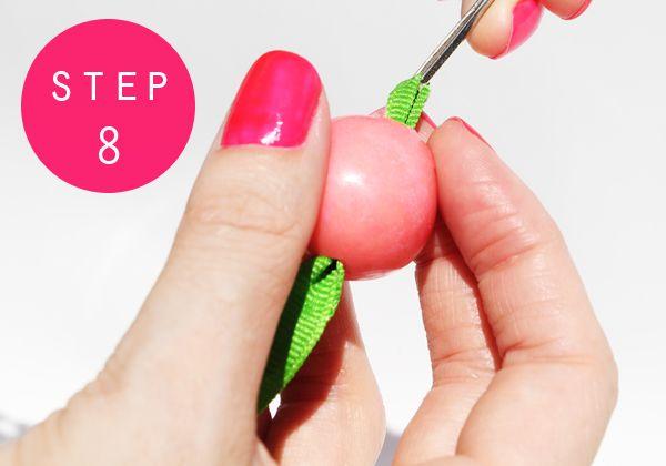 bubble gum necklace | Bubblegum Necklace