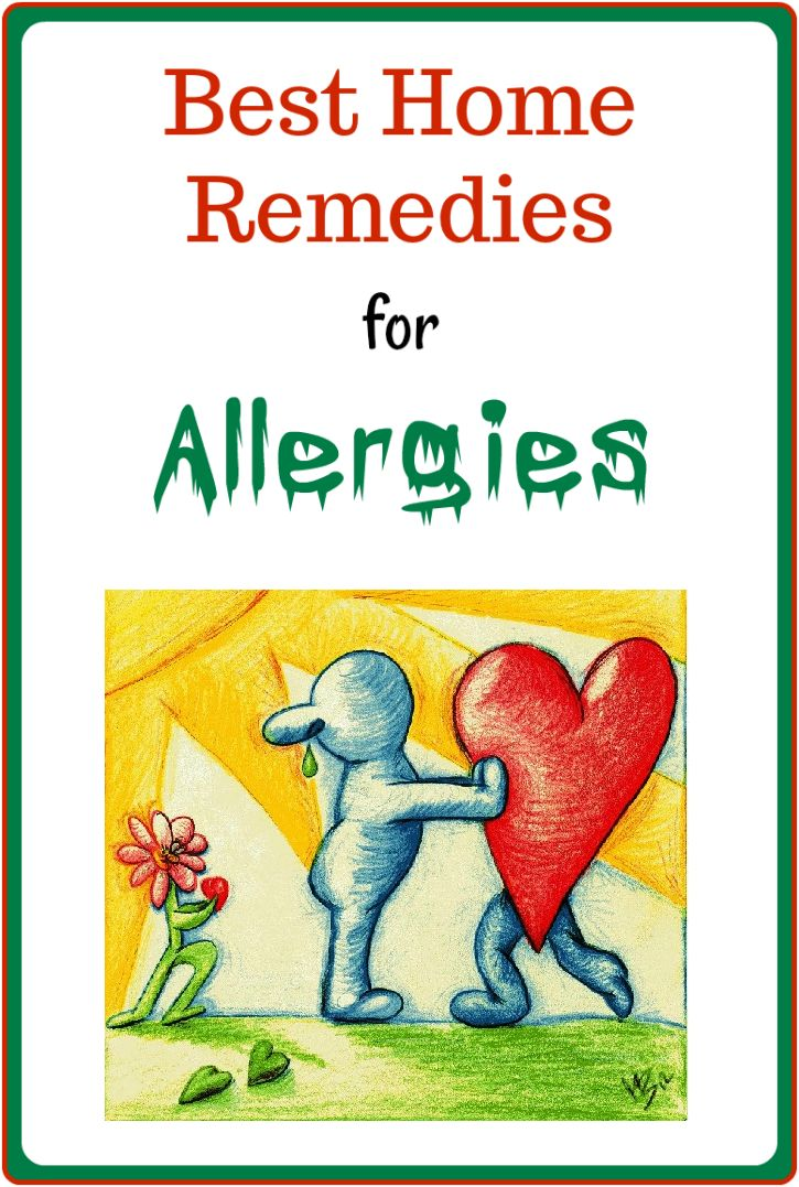 Best home remedies for seasonal allergies
