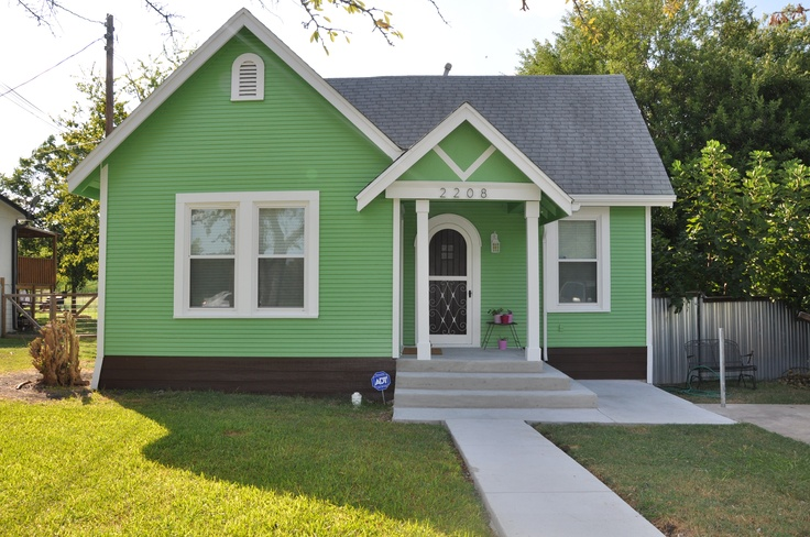 My 1954 Cottage style house  Sold in June 2012 after 15 years