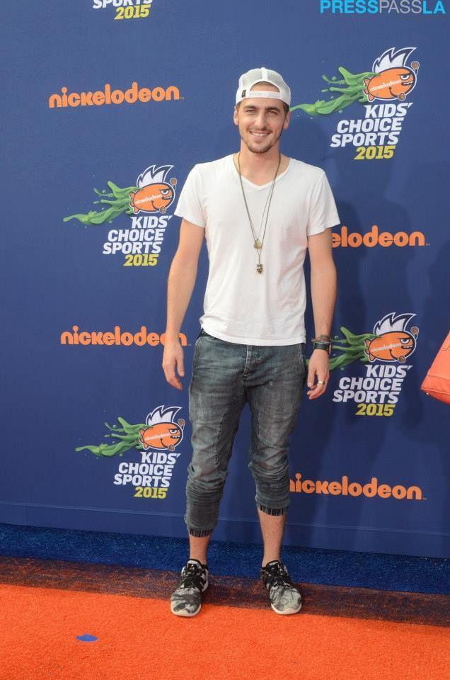 Kids Choice Sports Time : choice, sports, Kendall, Schmidt--former, Rush