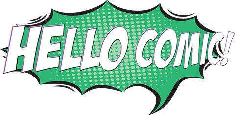 HelloComic.com - Largest database of free Marvel and DC comic books and free digital comic books.