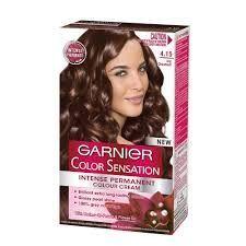 Image result for garnier colour sensation icy chestnut