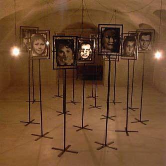Zeit, 2001 Christian Boltanski
