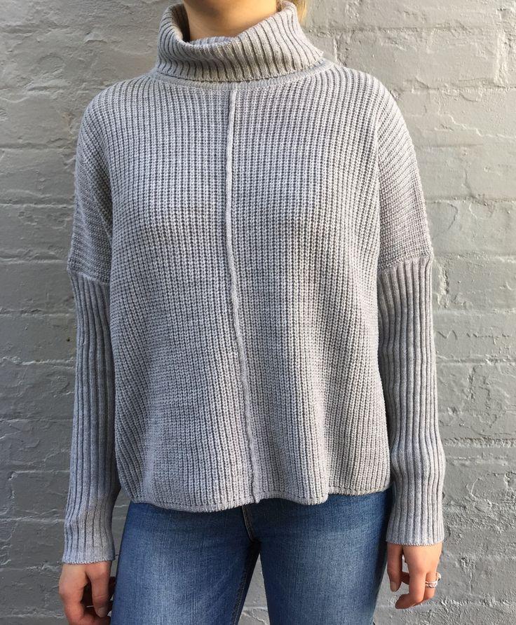 Carousel Essentials - Slate Knit
