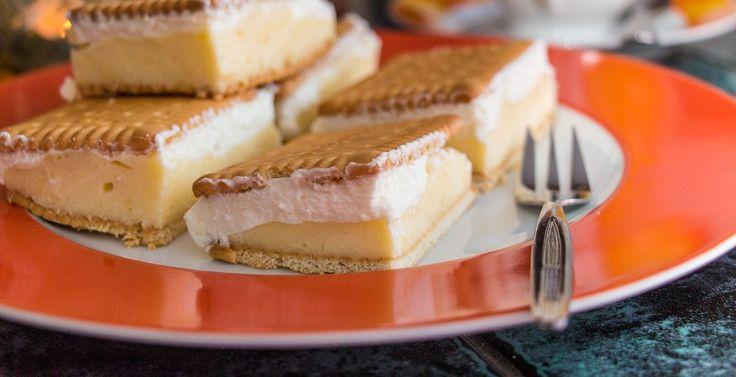 Ich zeige dir hier, wie du schnell und einfach einen leckeren Kekskuchen ohne backen selber machen kannst.