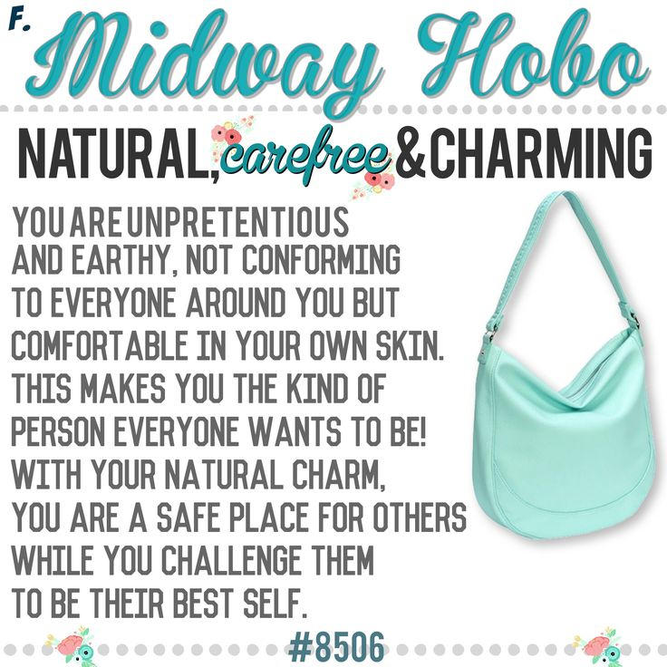 "What's your Thirty-One  purse-onality? Spring/Summer 2017 online party game   ""Midway Hobo"""