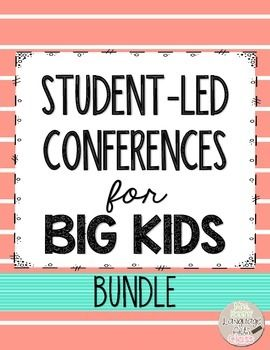 Student-Led Conferences made EASY!
