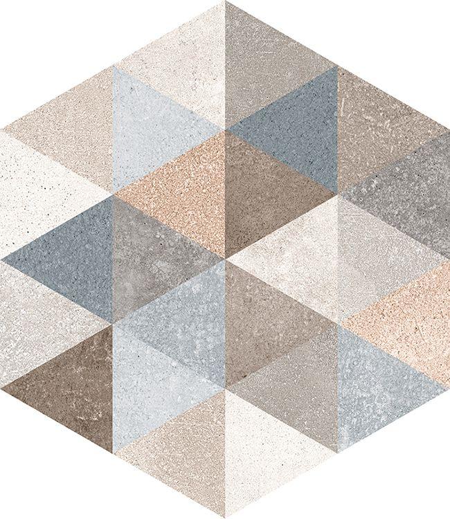RIFT: Hexágono Fingal - 23x26'6cm. | Carrelage - Grès Cérame émaillé | VIVES Azulejos y Gres S.A.