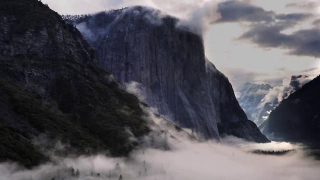 Time Lapse Tour of Yosemite National Park