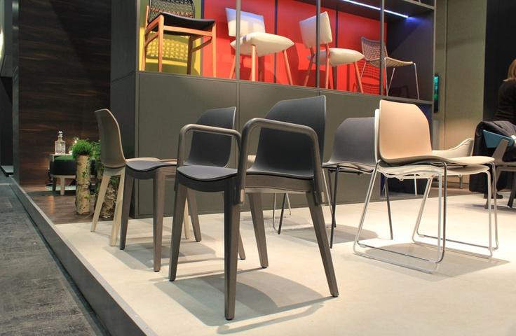 Accademia @ Imm Cologne - Kaori chair