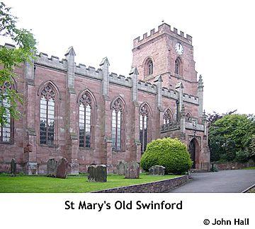 Oldswinford - Worcester BMSGH