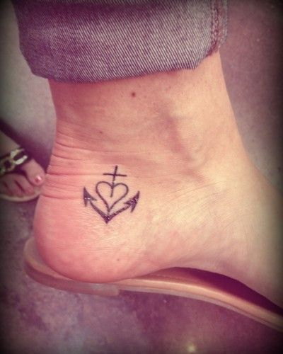 A tattoo is an ink design inserted into the dermis layer of the skin with a needle. These started as a religious practice but today is fashion statement. Here a