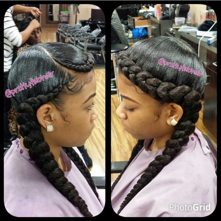 So Simple Yet So Stunning! #Braids (With Images)