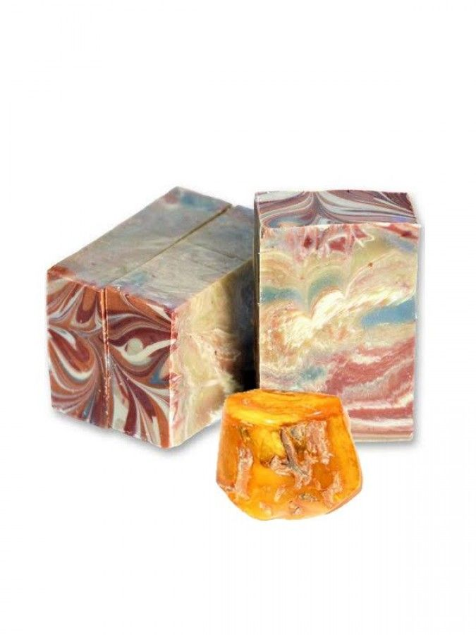 Donkey Milk Soap Oriental (Incense Amber)