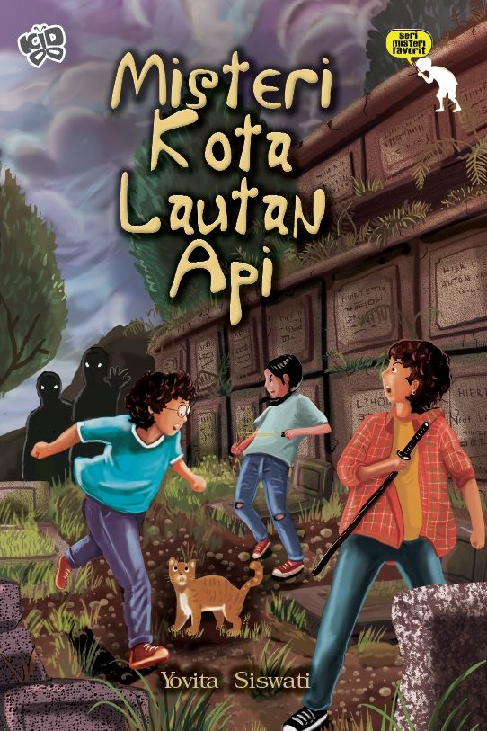 Misteri Kota Lautan Api by Yovita Siswati. Published on 31st of August 2015.