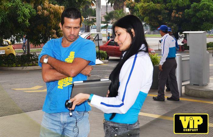 BTL for Ziclos / BTL para Ziclos BTL - Event Logistics - Graphic Design Advertising..// http://www.vip.com.co www.facebook.com/vipcompanysa