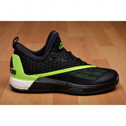 detailed look a8aae da966 ... Adidas Crazylight Boost 2.5 Low black httpswww.shopsector.com . ...