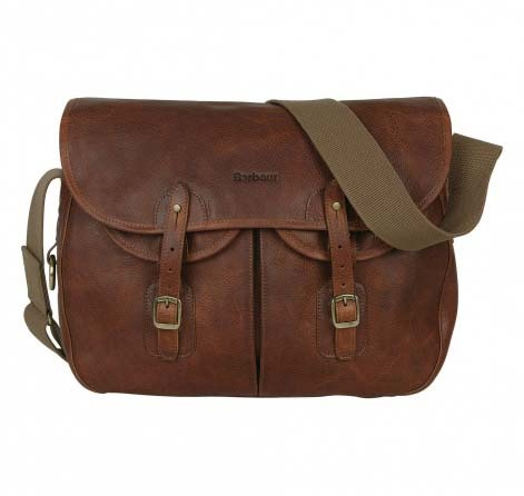 Barbour Leather Tarras. He would never use this but its so fancy I had to pin it.