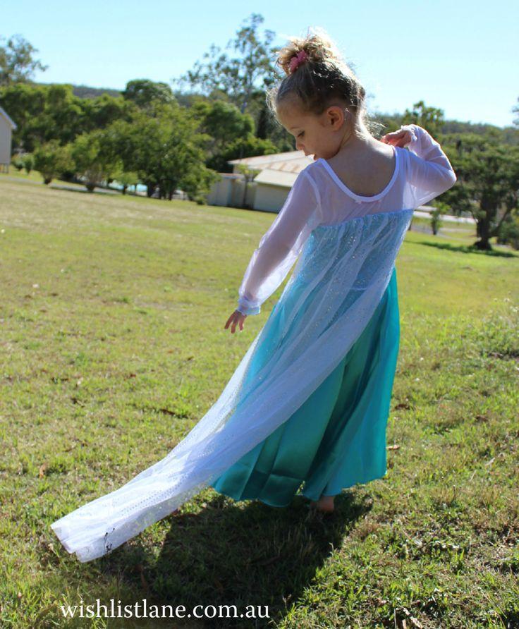 #zoestyle #frozen #myprincess #turning3 #wishlistlane Now in store $25 pick up or $33.25 delivered Australia.  Isn't she gorgeous!! www.wishlistlane.com.au www.facebook.com/wishlistlane