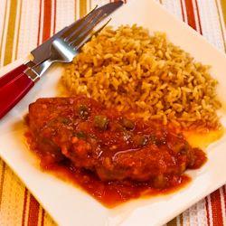 Paleo Friendly Crock Pot Salsa Pork Chops: Crock Pot, Pork Recipe, Chops Crockpot, Pots Recipe, Crockpot Recipe, Crockpot Salsa Pork, Kalyn Kitchens, Pork Chops, Salsa Porkchops