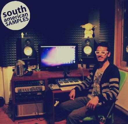 South American Samples - Charango