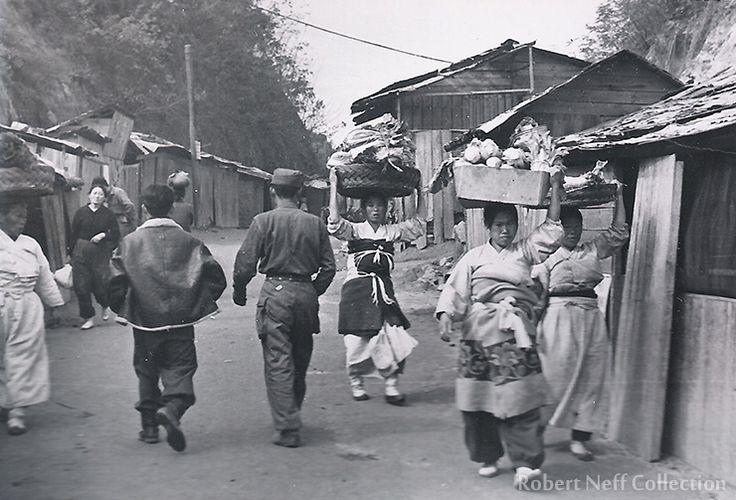 Chuncheon, 1952