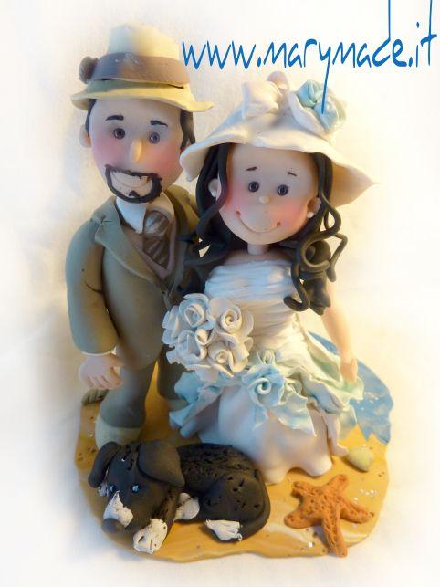 Back after Easter with a new #weddingcake #topper to share with you all!   Eccomi di nuovo dopo Pasqua con un nuovo #caketopper da condividere con voi!  #wedding #weddingideas #weddinginspiration #결혼 #웨딩 #일상 #데일리
