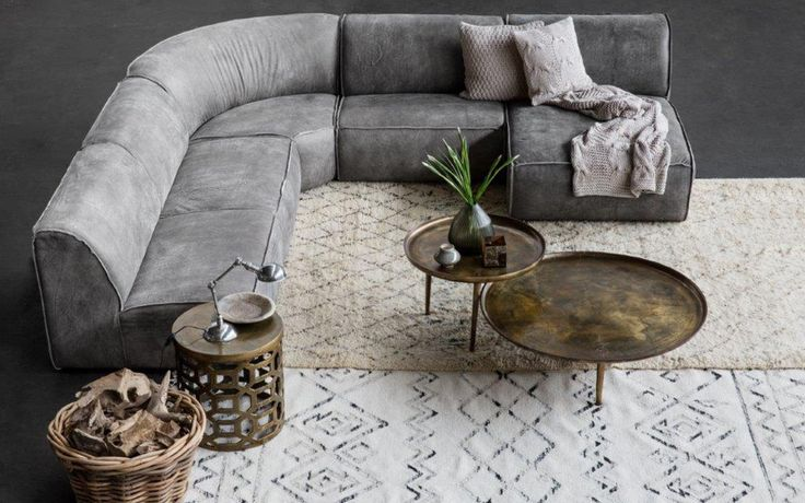 #weylandts and #entertainment The new Modular Marconi sofa from Weylandts allows homeowners to combine various components to create a couch that fits perfectly into their living space.