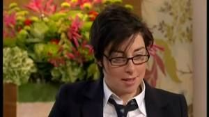 Sue Perkins - UK comedian, TV personality, writer, and actor