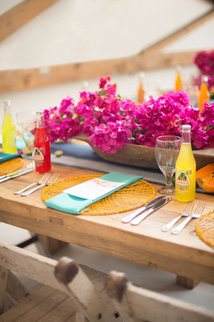 View entire slideshow: How to Host an Impromptu Fiesta for Cinco De Mayo on http://www.stylemepretty.com/collection/1478/
