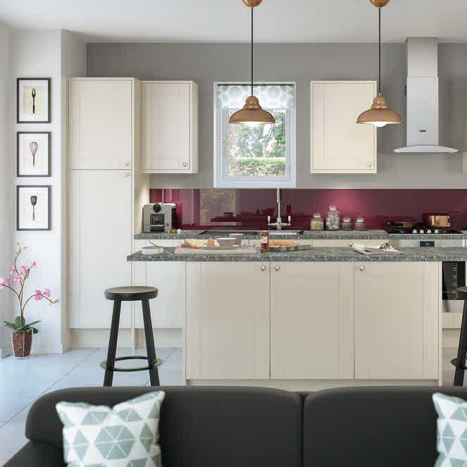 25 best ideas about cream gloss kitchen on pinterest for Kitchen ideas magnet