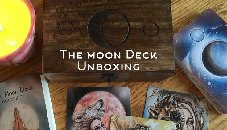 The Moon Deck - Unboxing Video and First Impressions