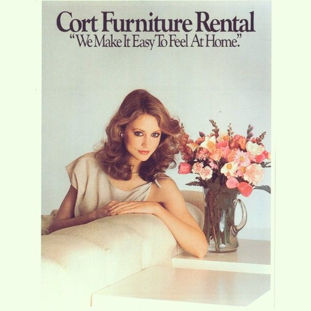 Feeling classy this #throwbackthursday. #tbt #furniture | Follow CORT on Instagram! (@ CORT Furniture): Throwbackthursday