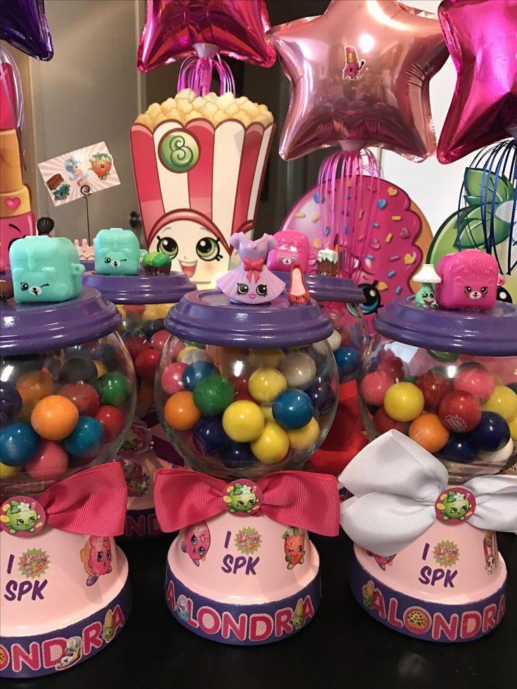 Shopkins party decorations