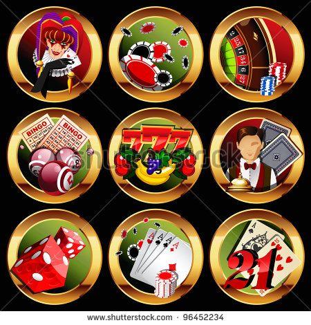 Casino Icon 写真素材・ベクター・画像・イラスト | Shutterstock