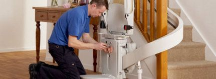We reapir, maintain, install, sell, and repair Acorn stairlifts.