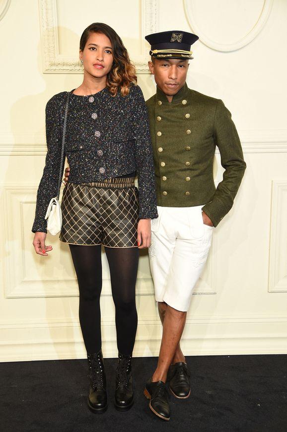 Chanel Métiers d'Art 2014/2015: Бейонсе, Фаррелл Уильямс, Джулианна Мур и другие гости показа в Нью-Йорке