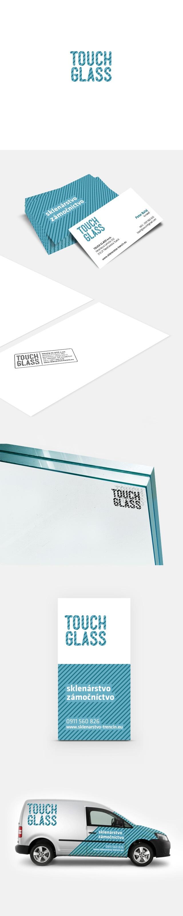 TOUCH GLASS // sklenárstvo