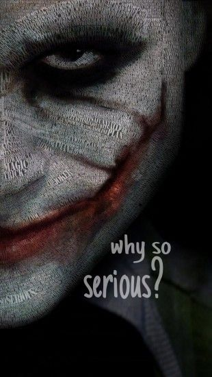 Joker. iPhone wallpaper