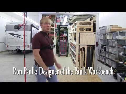 Ron Paulk's Tool Trailer Grand Tour (Part 1 of 3), YouTube