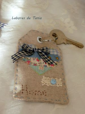Labores de Tania: Etiquetas
