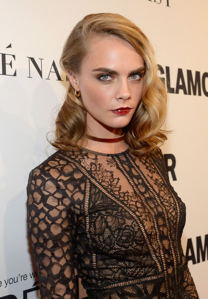 Cara Delevingne attends Glamour Women Of The Year 2016 at NeueHouse Hollywood on November 14, 2016 in Los Angeles, California.