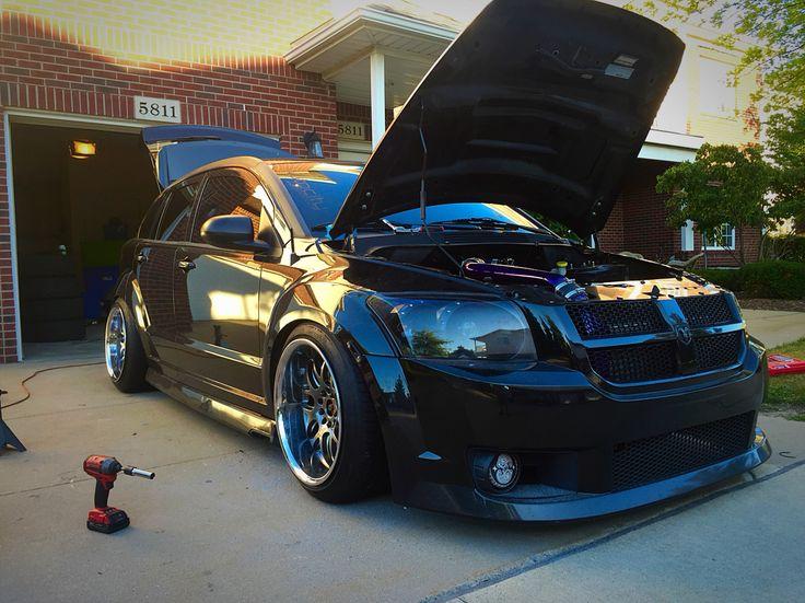 Dodge Caliber SRT4 #dodge #csrt4 #stance #low #stancenation